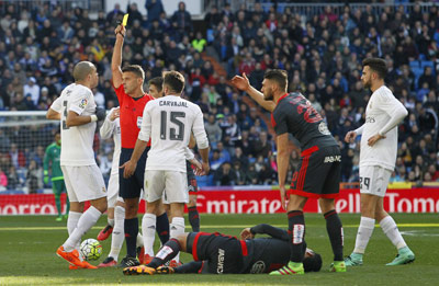 Chi tiết Real Madrid – Celta Vigo: Mưa bàn thắng (KT) - 6