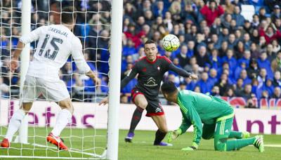 Chi tiết Real Madrid – Celta Vigo: Mưa bàn thắng (KT) - 4