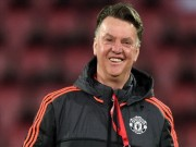 Bóng đá Ngoại hạng Anh - Rashford rực sáng, Van Gaal tự nhận công lao về mình