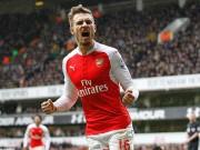 Bóng đá - Ramsey đọ tuyệt phẩm đánh gót với Rooney