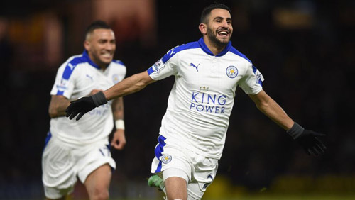Video Watford vs Leicester City - 1
