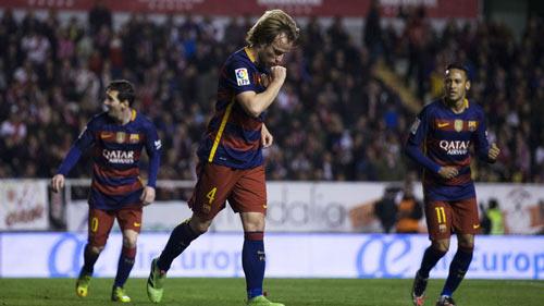 """Eibar – Barca: Neymar nghỉ, đã có """"bộ đôi Microsoft"""" - 1"""