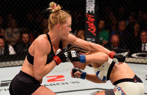 UFC, Holly Holm – Miesha Tate: Bước ngoặt cú đấm trượt - 1