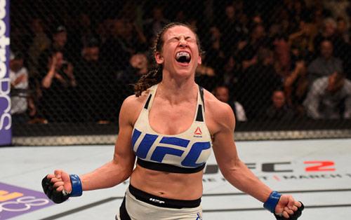 UFC, Holly Holm – Miesha Tate: Bước ngoặt cú đấm trượt - 5