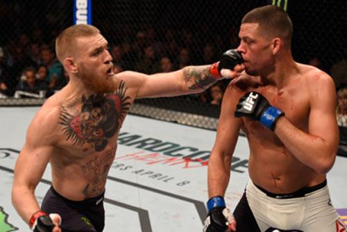 """UFC, McGregor – Diaz: """"Gã điên"""" choáng váng - 1"""