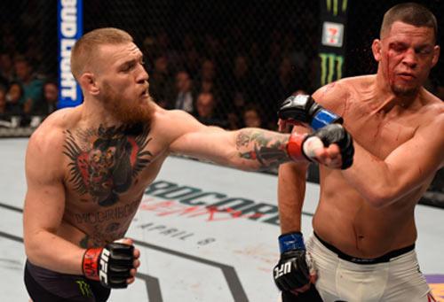 """UFC, McGregor – Diaz: """"Gã điên"""" choáng váng - 2"""