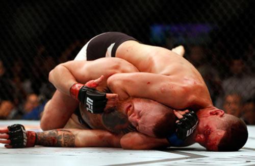 """UFC, McGregor – Diaz: """"Gã điên"""" choáng váng - 5"""