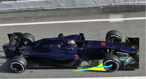 Kĩ thuật F1 2016: Kẻ thống trị không còn tuyệt đối - 2