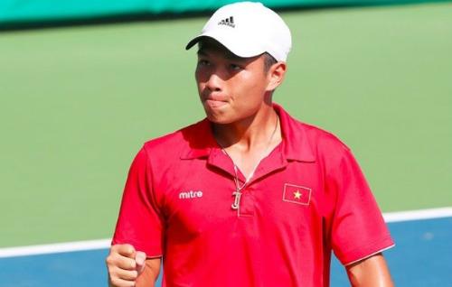 Davis Cup: Hoàng Thiên rực sáng, ĐTVN hạ Indonesia - 1