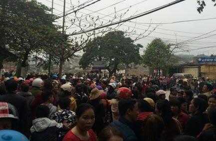 Vụ nổ súng ở Sầm Sơn: Hai nghi phạm ra đầu thú - 1