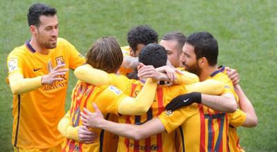 Chi tiết Eibar - Barca: Đến lượt Suarez lập công (KT) - 3