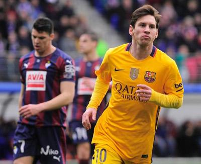 Chi tiết Eibar - Barca: Đến lượt Suarez lập công (KT) - 6