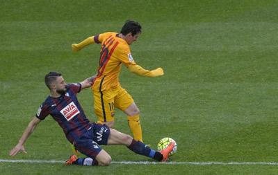 Chi tiết Eibar - Barca: Đến lượt Suarez lập công (KT) - 5