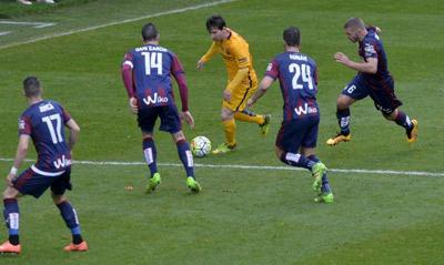 Chi tiết Eibar - Barca: Đến lượt Suarez lập công (KT) - 7