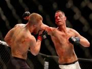 """Võ thuật - Quyền Anh - UFC, McGregor – Diaz: """"Gã điên"""" choáng váng"""