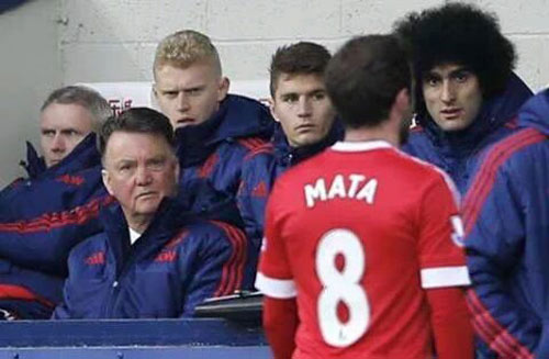 MU: Van Gaal chê Mata, fan chê ngược lại Van Gaal - 8