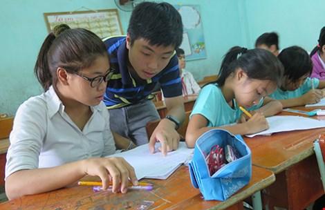 Lớp học tiếng Anh đặc biệt ở Bình Hòa - 1