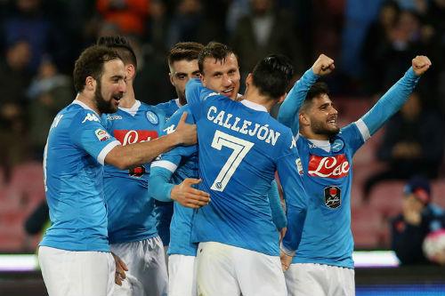 Tiêu điểm vòng 28 Serie A: Kẻ thách thức hồi sinh - 2