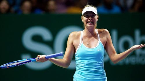 """Nóng: """"Búp bê"""" Sharapova sắp tuyên bố giải nghệ - 2"""