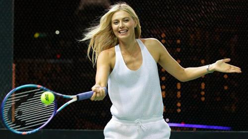 """Nóng: """"Búp bê"""" Sharapova sắp tuyên bố giải nghệ - 1"""