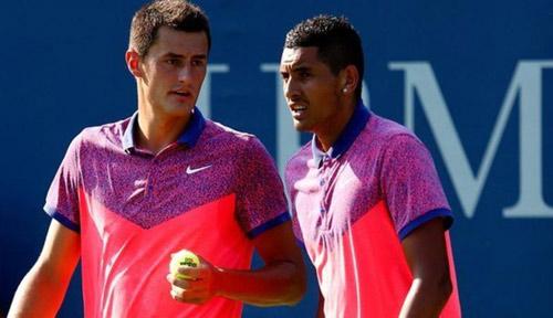 """SAO quần vợt Úc phát điên vì gã """"Trai hư"""" Kyrgios - 1"""