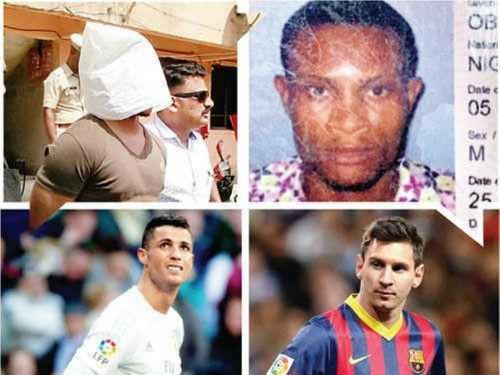 SỐC: Tranh cãi, fan Ronaldo sát hại fan Messi - 1