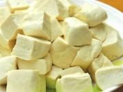 Sức khỏe đời sống - Lý do đậu phụ dù tốt cũng không nên ăn quá 2 lần/tuần
