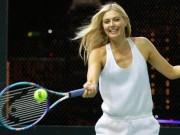 """Thể thao - Nóng: """"Búp bê"""" Sharapova sắp tuyên bố giải nghệ"""