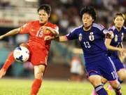 Bóng đá - ĐT nữ Việt Nam – Nhật Bản: Một bàn danh dự