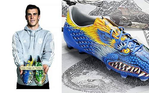 """Depay, Suarez và Bale đọ độ dị của """"vũ khí"""" - 7"""