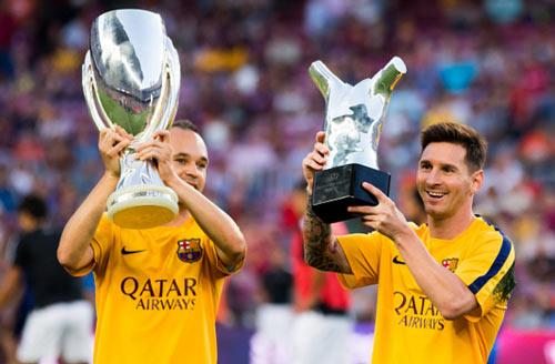 "Barca nhiều SAO ""trung thành"" hơn cả Premier League - 1"