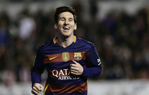 Chiếc giày vàng châu Âu: Messi quyết đua Ronaldo - 1