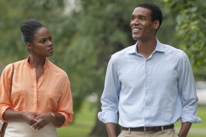 """Phim về """"thiên tình sử"""" của Tổng thống Obama ra mắt - 2"""
