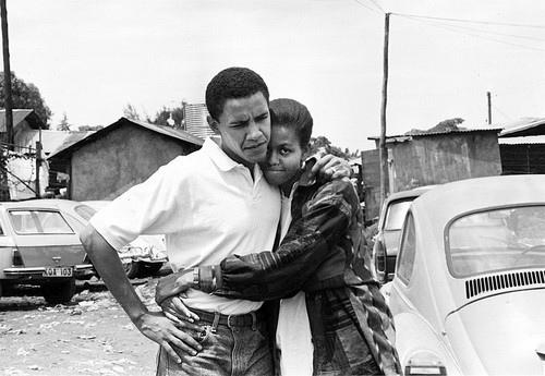 """Phim về """"thiên tình sử"""" của Tổng thống Obama ra mắt - 3"""