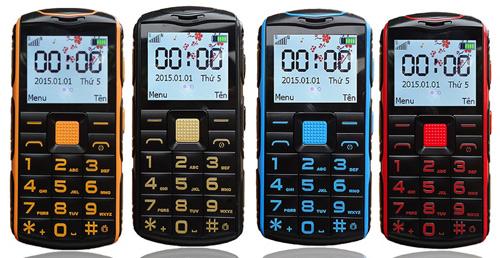 """""""Giảm giá 35-50%"""" điện thoại siêu bền, pin khủng cháy hàng - 5"""