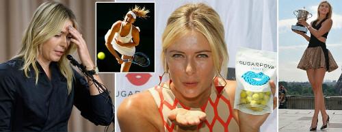 Sharapova dính doping: Người bàng hoàng, kẻ cảm thông - 1
