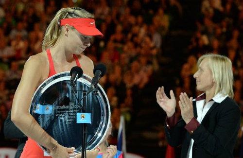 Sharapova dính doping: Người bàng hoàng, kẻ cảm thông - 2