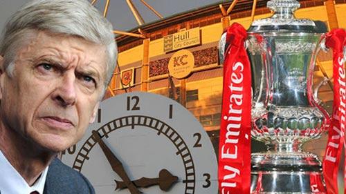 Hull – Arsenal: FA Cup lại đóng vai trò cứu tinh - 1