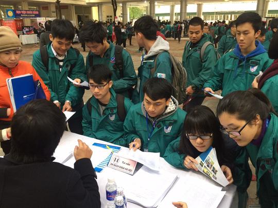 Kỳ thi THPT quốc gia 2016: Nhiều thí sinh chọn môn địa lý - 1