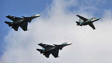 """Nga """"qua mặt"""" tình báo nước ngoài, đưa chiến đấu cơ đến Syria thế nào? - 1"""