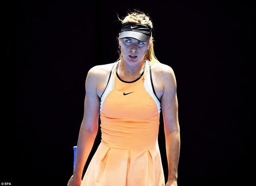 Thật khó để tha thứ cho Sharapova - 2