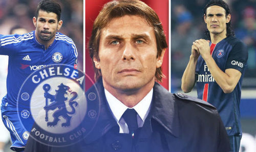 PSG chơi chiêu, dụ dỗ sát thủ của Chelsea - 1