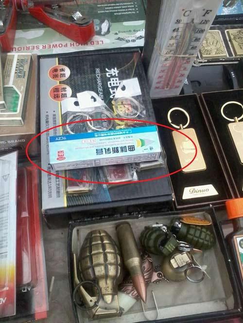 """Mục sở thị """"thuốc sung sướng"""" ở chợ Tân Thanh - 4"""
