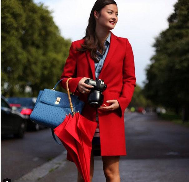 Sự thật về độ giàu của fashionista: Chỉ là đồ mượn! - 2