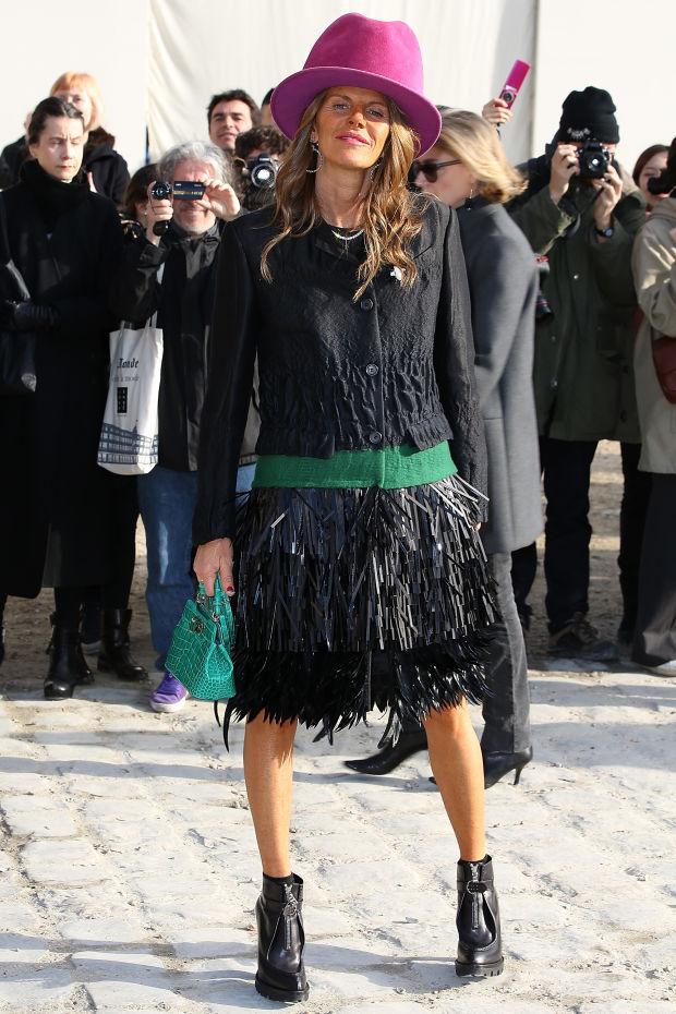 Sự thật về độ giàu của fashionista: Chỉ là đồ mượn! - 4