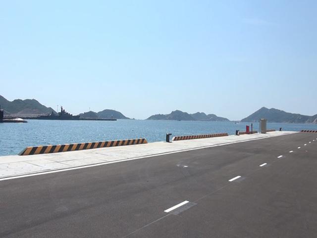Khánh thành cảng biển quốc tế lớn nhất Việt Nam - 1