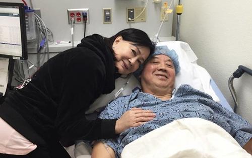 NSƯT Bảo Quốc đã hồi tỉnh sau phẫu thuật u gan - 1