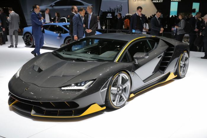 """Siêu phẩm Lamborghini Centenario ngoại hình """"dữ dằn"""", giá """"siêu khủng"""" - 1"""