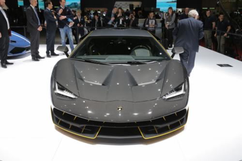 """Siêu phẩm Lamborghini Centenario ngoại hình """"dữ dằn"""", giá """"siêu khủng"""" - 2"""