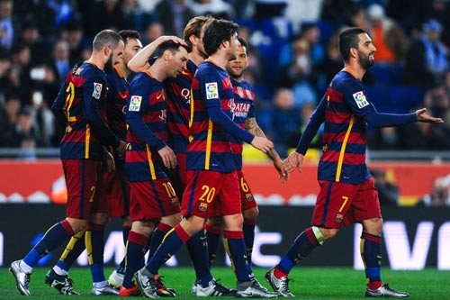 """Barca - Messi: Đẳng cấp """"ngoài hành tinh"""" - 1"""